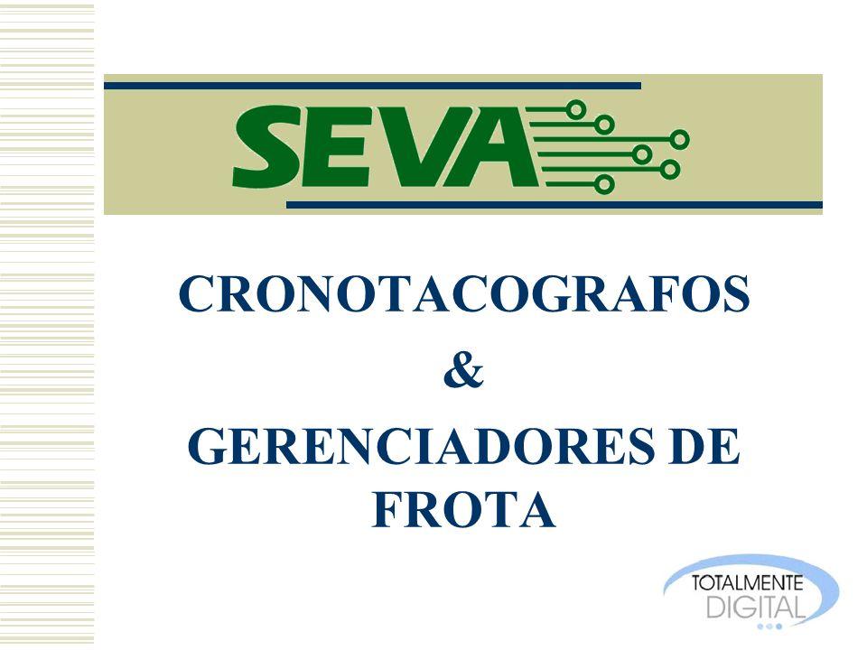 CRONOTACOGRAFOS & GERENCIADORES DE FROTA
