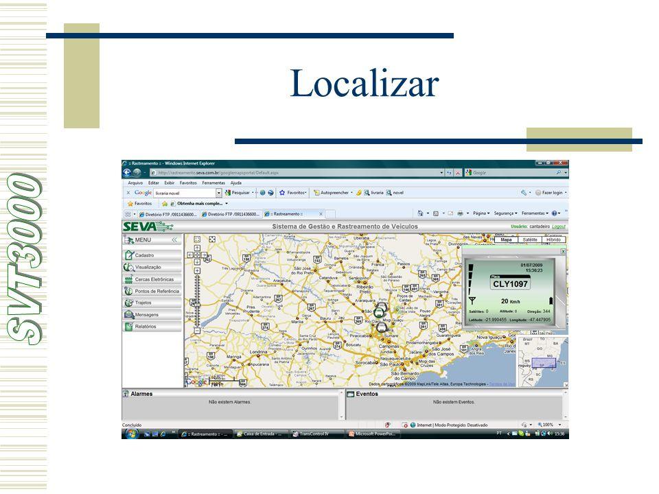 Localizar SVT3000