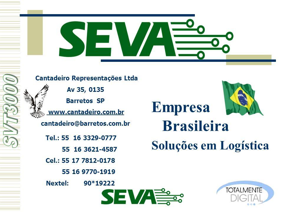 Empresa Brasileira SVT3000 Soluções em Logística