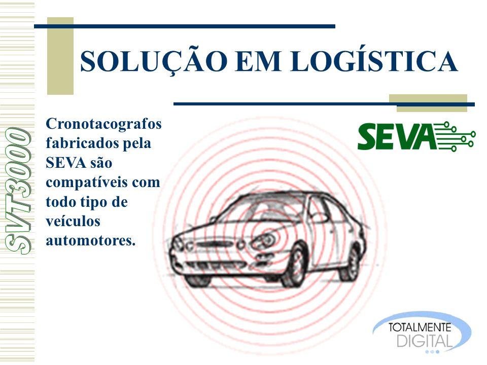 SOLUÇÃO EM LOGÍSTICA SVT3000