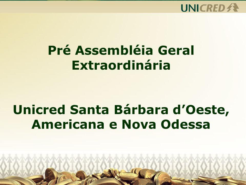 Pré Assembléia Geral Extraordinária