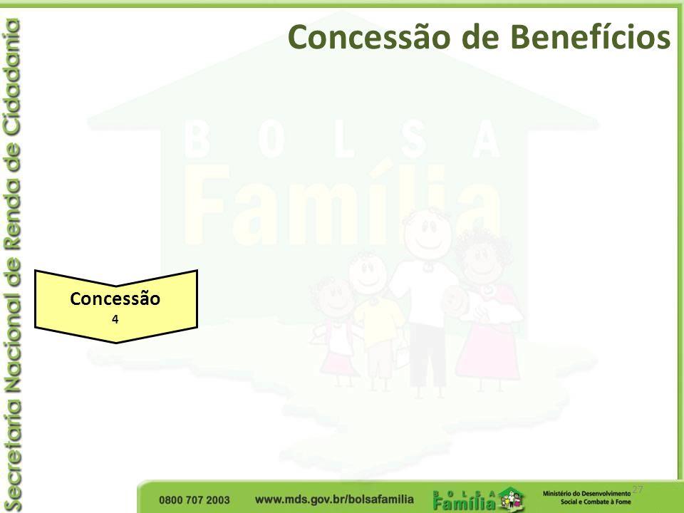 Concessão de Benefícios
