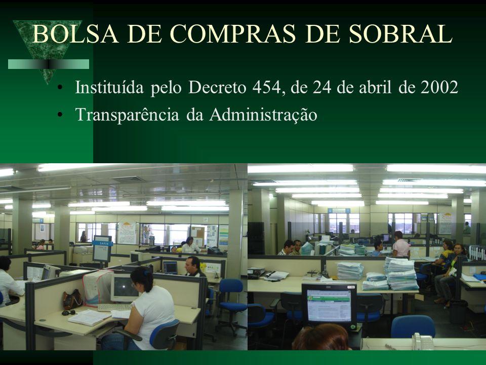 BOLSA DE COMPRAS DE SOBRAL