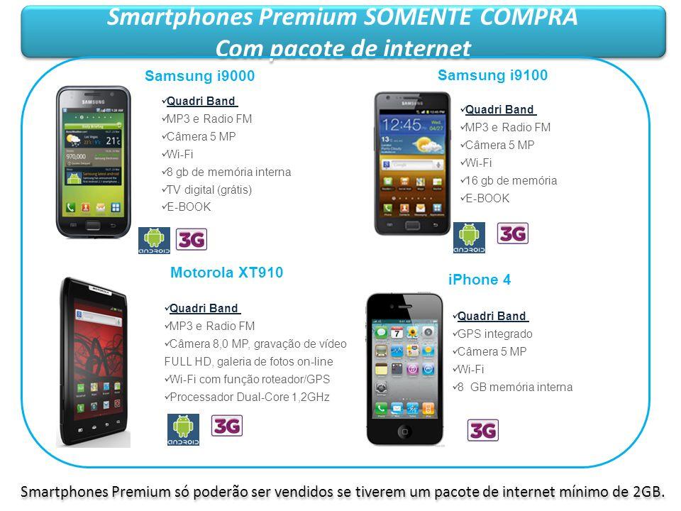 Smartphones Premium SOMENTE COMPRA