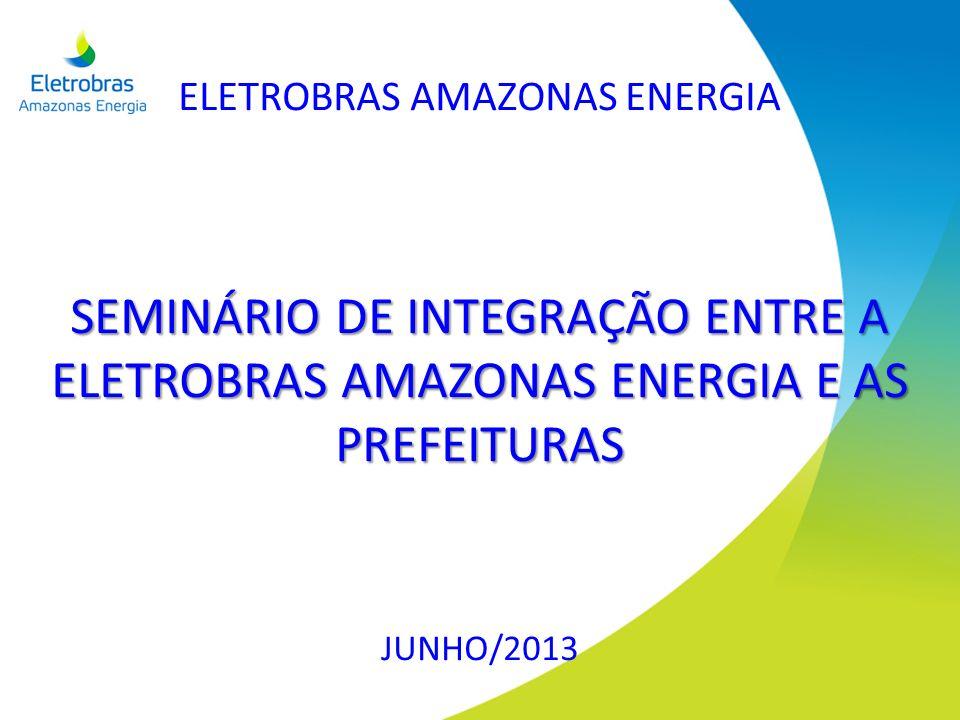 ELETROBRAS AMAZONAS ENERGIA