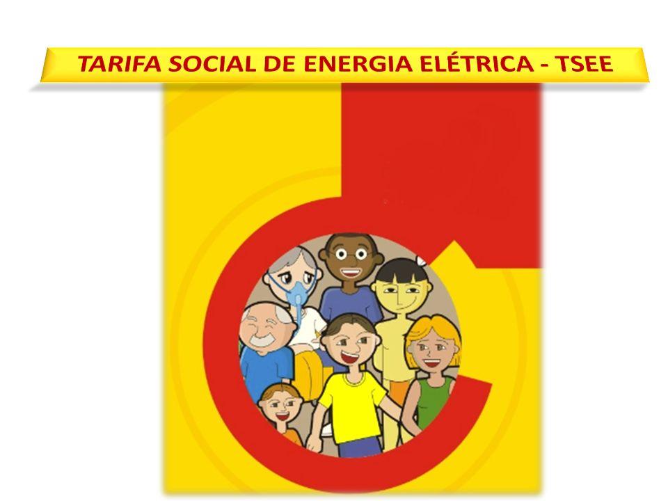 TARIFA SOCIAL DE ENERGIA ELÉTRICA - TSEE