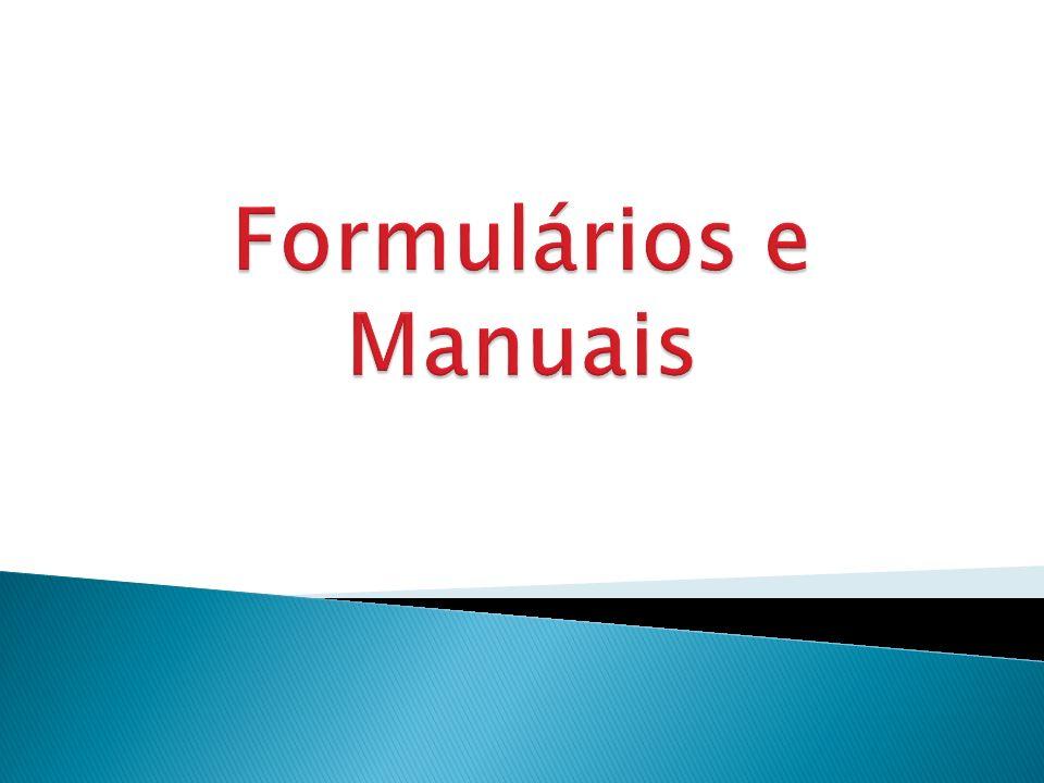 Formulários e Manuais