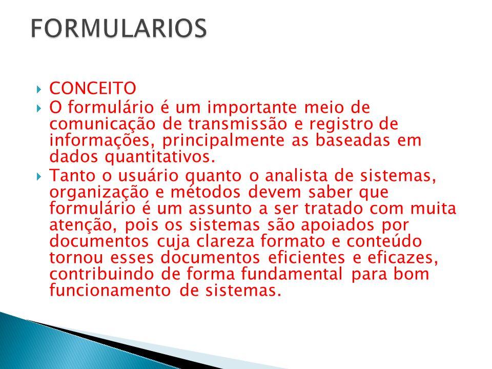 FORMULARIOS CONCEITO.