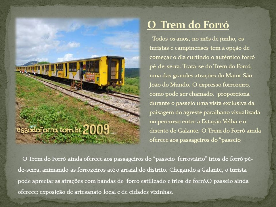 O Trem do Forró