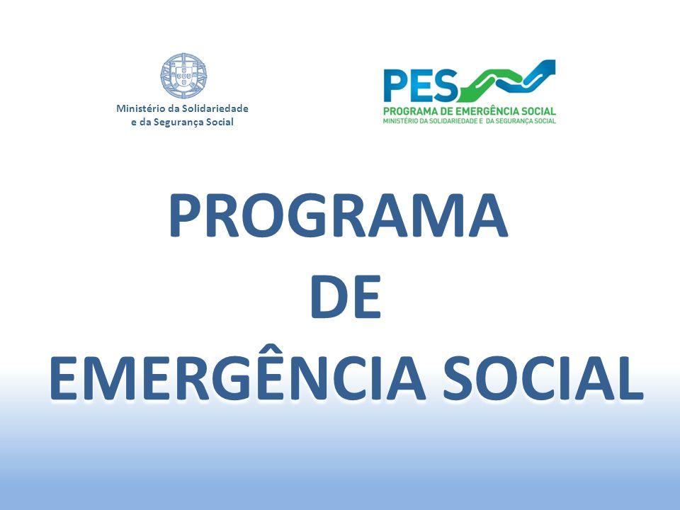 PROGRAMA DE EMERGÊNCIA SOCIAL