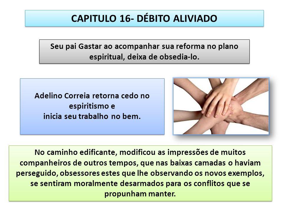 CAPITULO 16- DÉBITO ALIVIADO