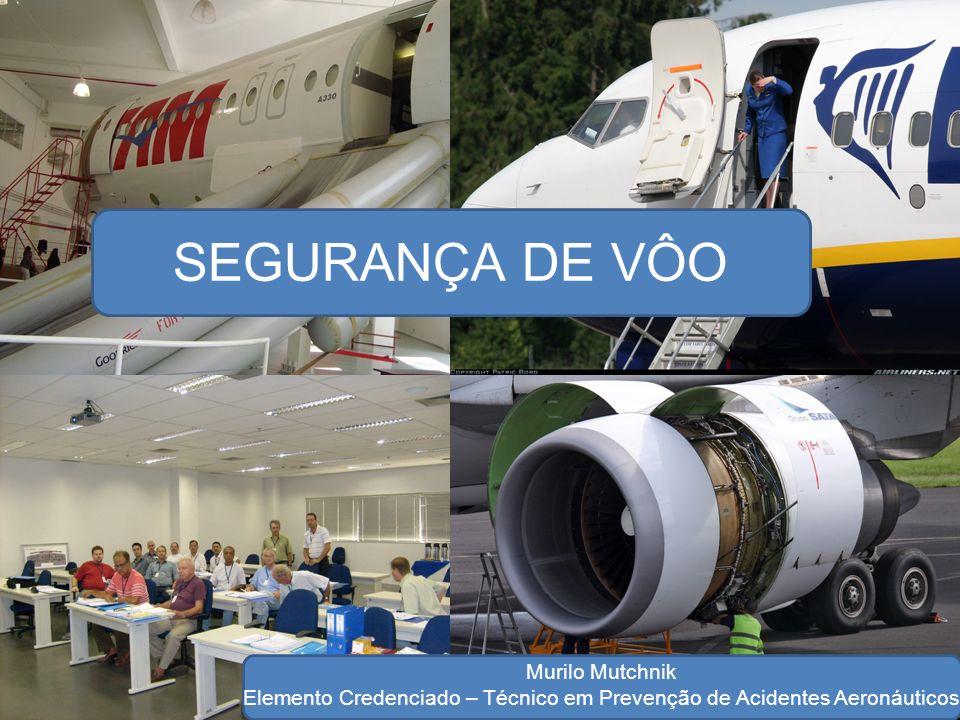 Elemento Credenciado – Técnico em Prevenção de Acidentes Aeronáuticos