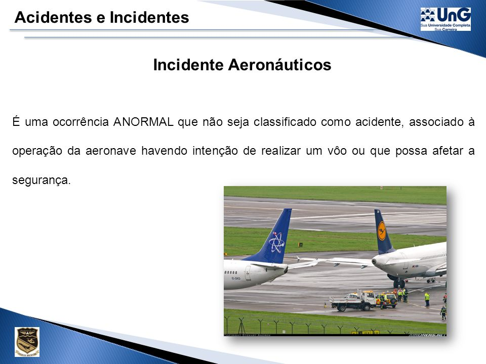 Incidente Aeronáuticos