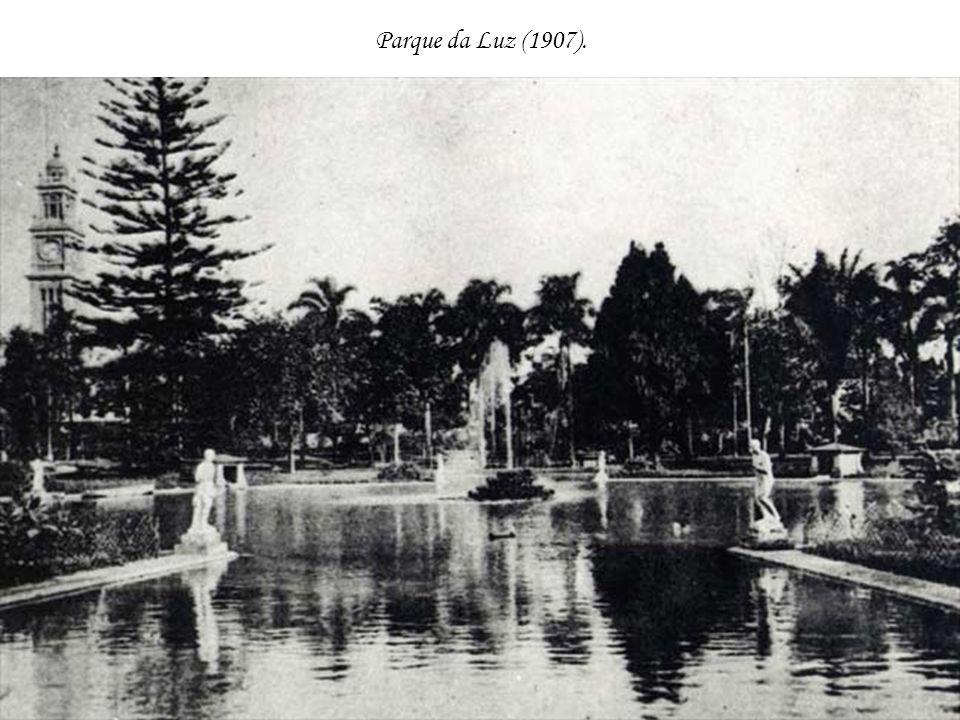 Parque da Luz (1907).