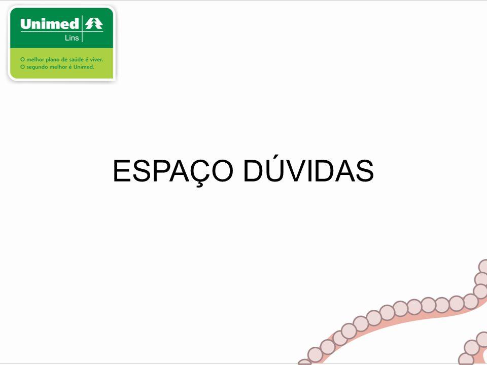 ESPAÇO DÚVIDAS
