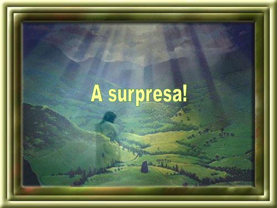 A surpresa!