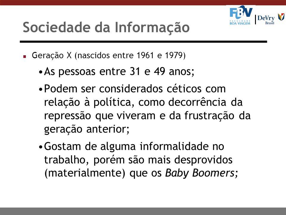 Sociedade da Informação