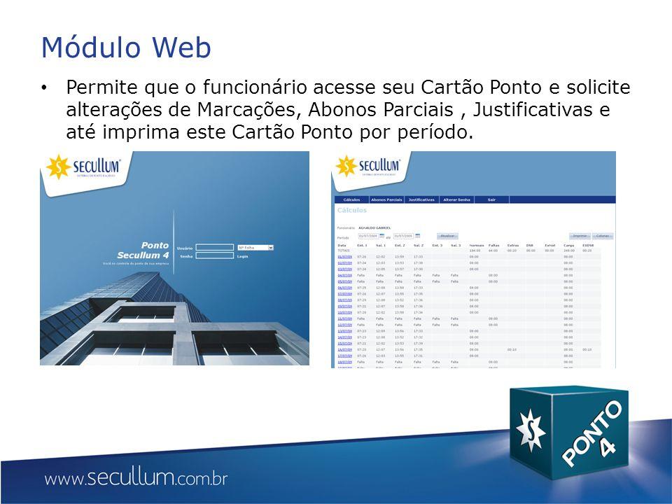Módulo Web