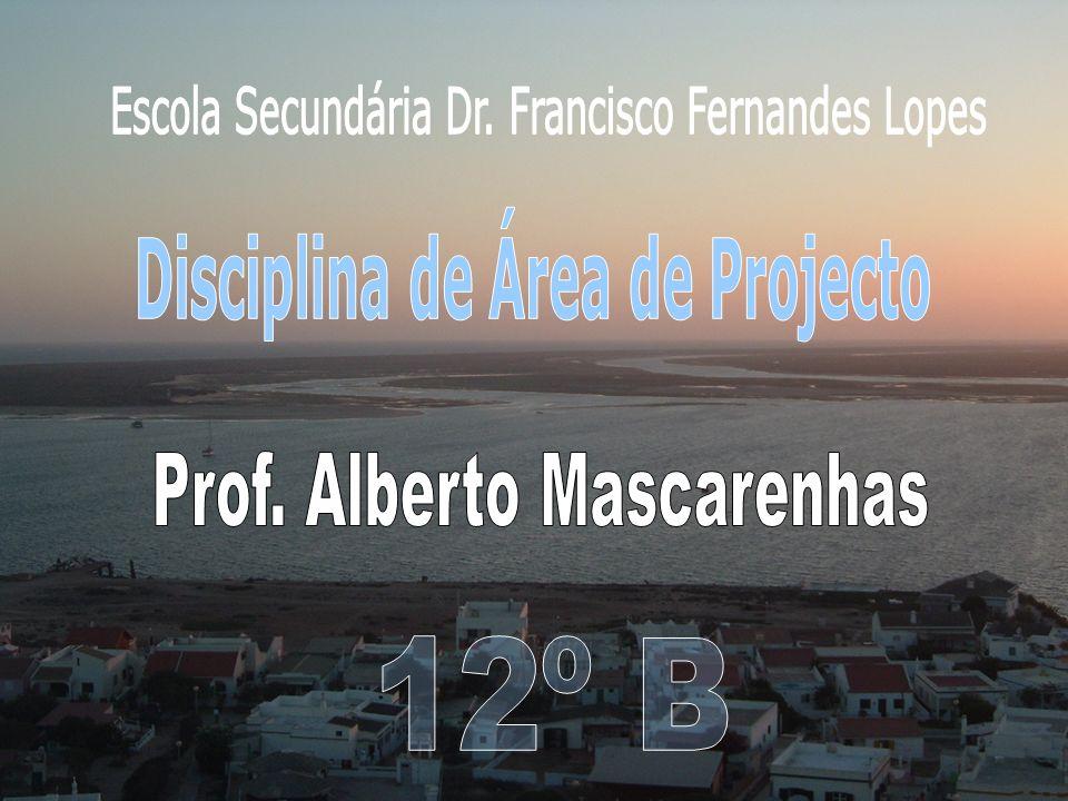 Disciplina de Área de Projecto