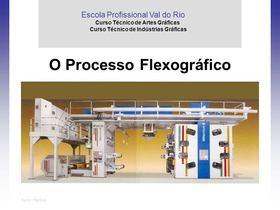 O Processo Flexográfico