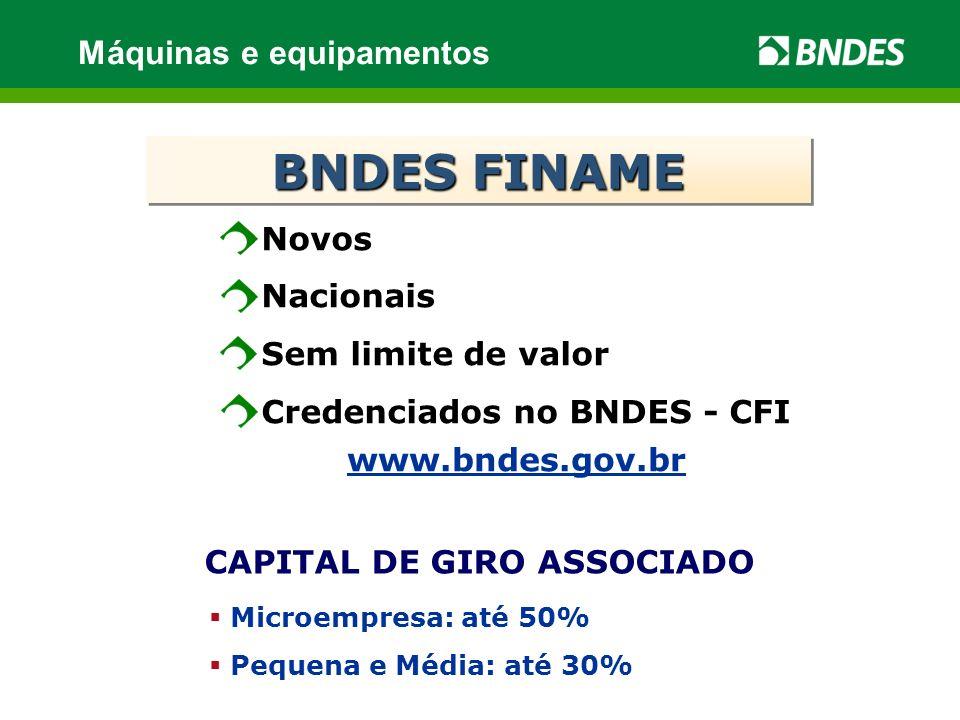 CAPITAL DE GIRO ASSOCIADO