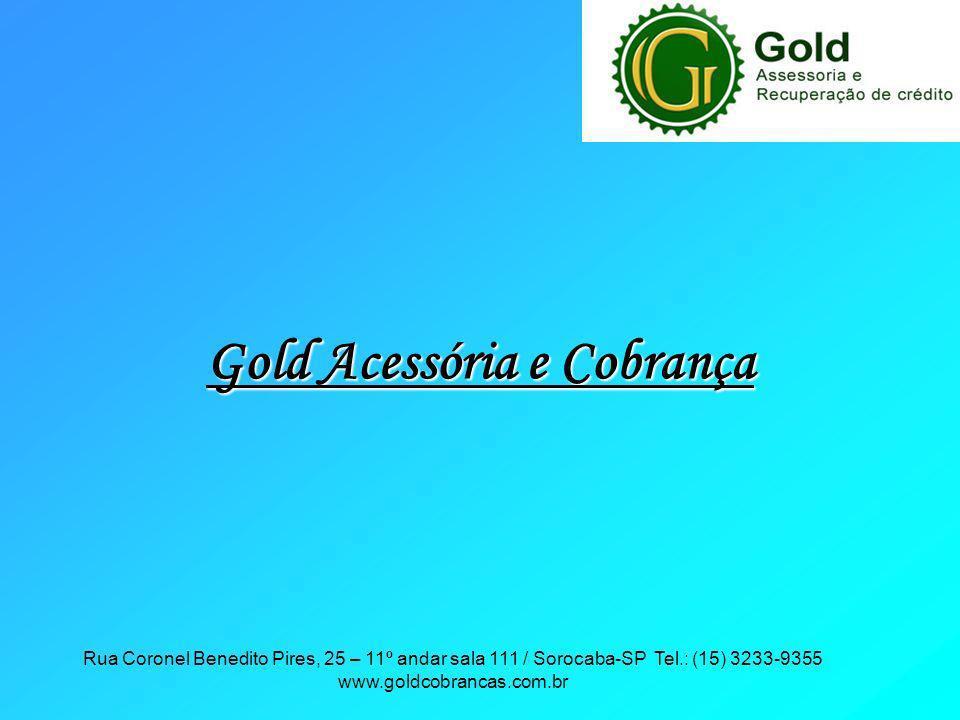 Gold Acessória e Cobrança