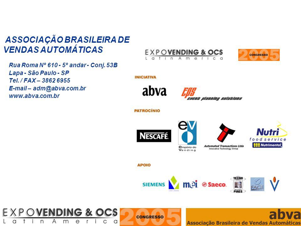 ASSOCIAÇÃO BRASILEIRA DE VENDAS AUTOMÁTICAS