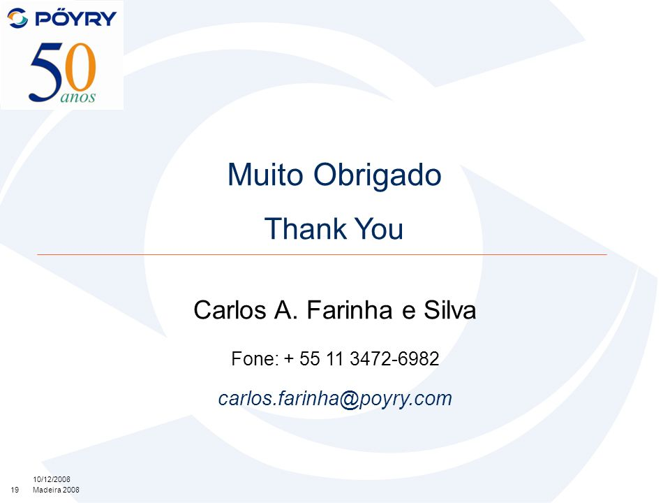 Carlos A. Farinha e Silva