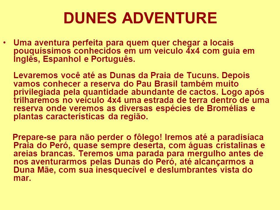 DUNES ADVENTURE