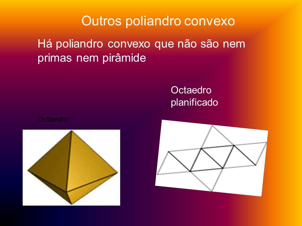 Outros poliandro convexo