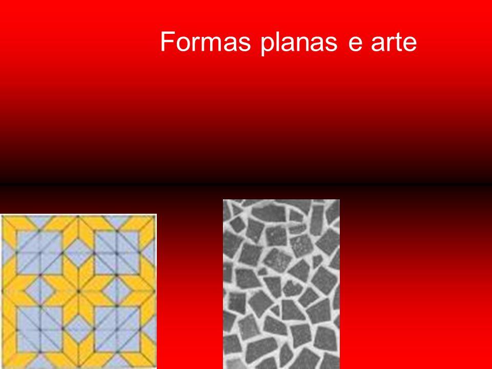 Formas planas e arte
