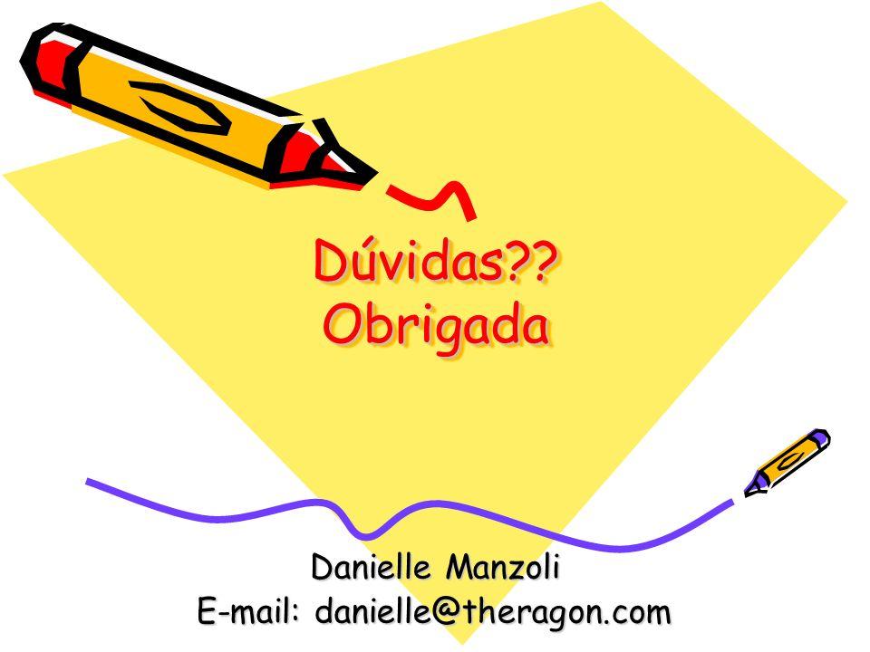 Danielle Manzoli E-mail: danielle@theragon.com