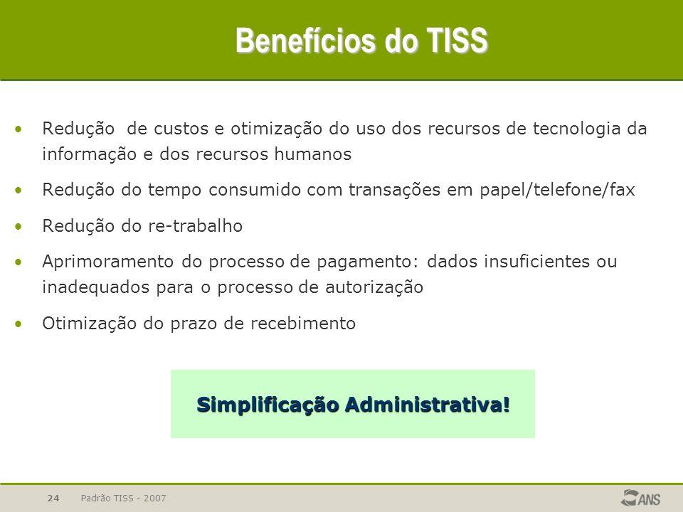 Simplificação Administrativa!