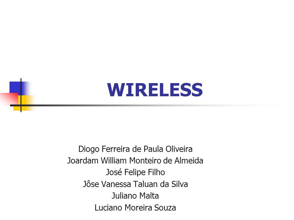 WIRELESS Diogo Ferreira de Paula Oliveira