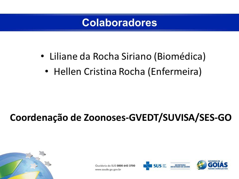 Liliane da Rocha Siriano (Biomédica)