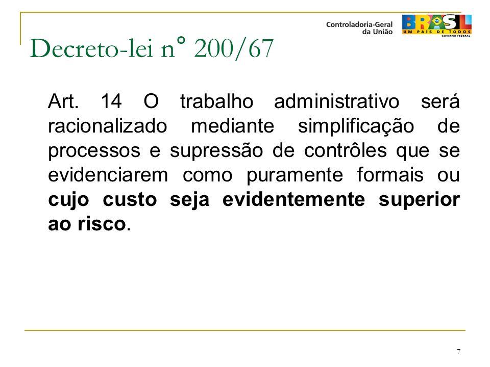 Decreto-lei n° 200/67