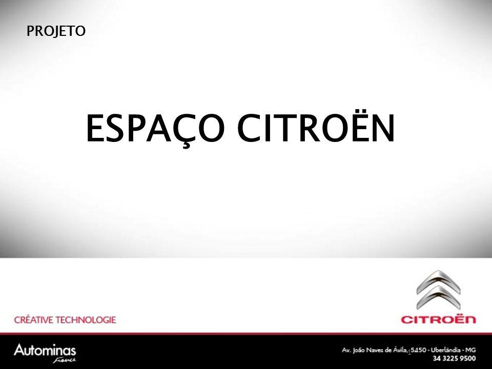 PROJETO ESPAÇO CITROËN 1