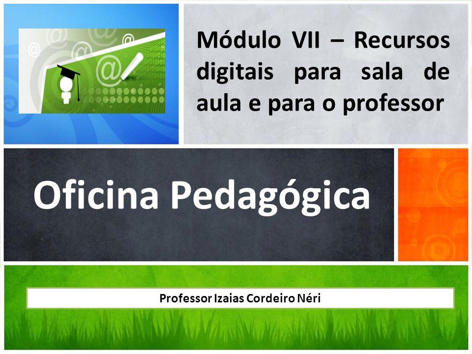 Professor Izaias Cordeiro Néri