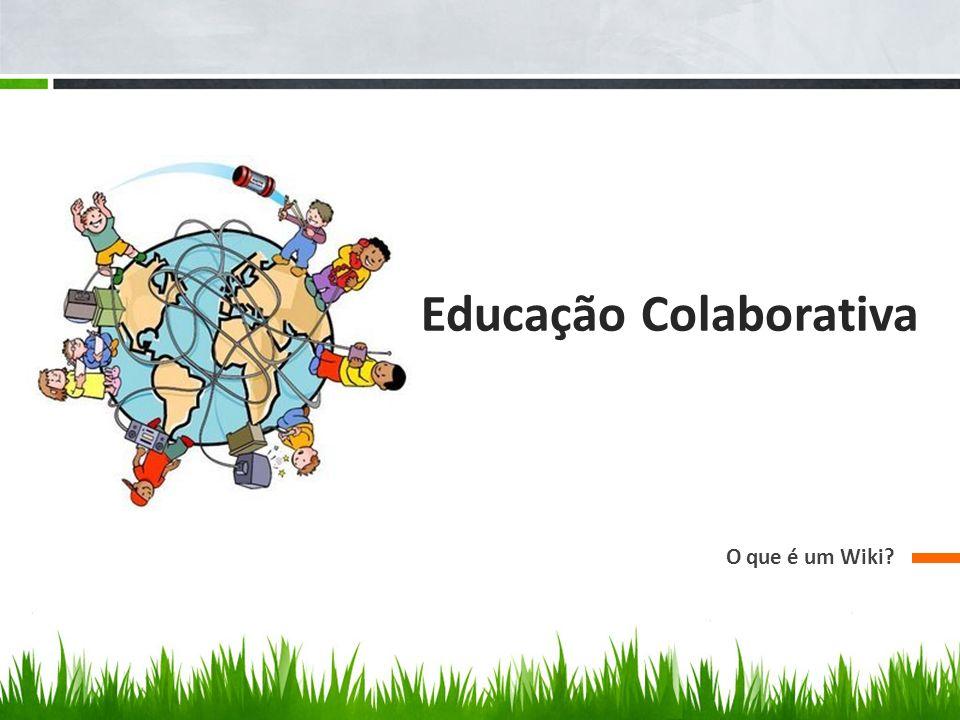 Educação Colaborativa