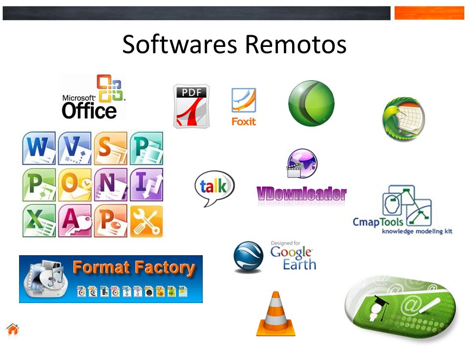 Softwares Remotos