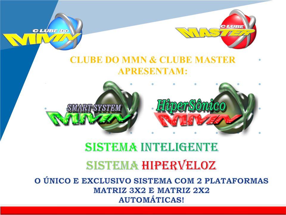 CLUBE DO MMN & CLUBE MASTER APRESENTAM: