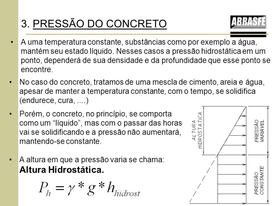 3. PRESSÃO DO CONCRETO