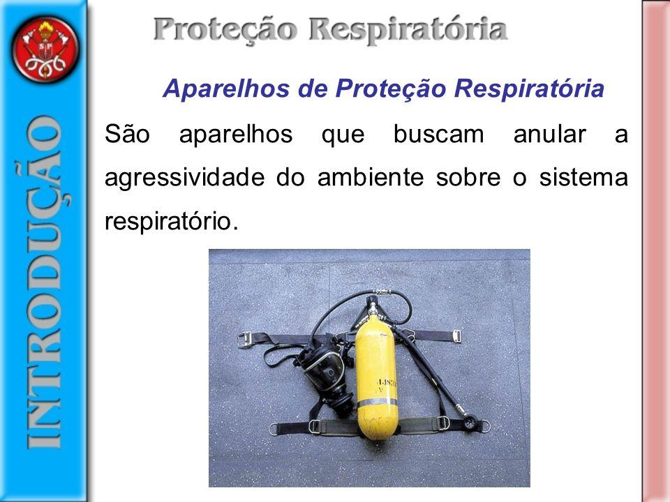 Aparelhos de Proteção Respiratória