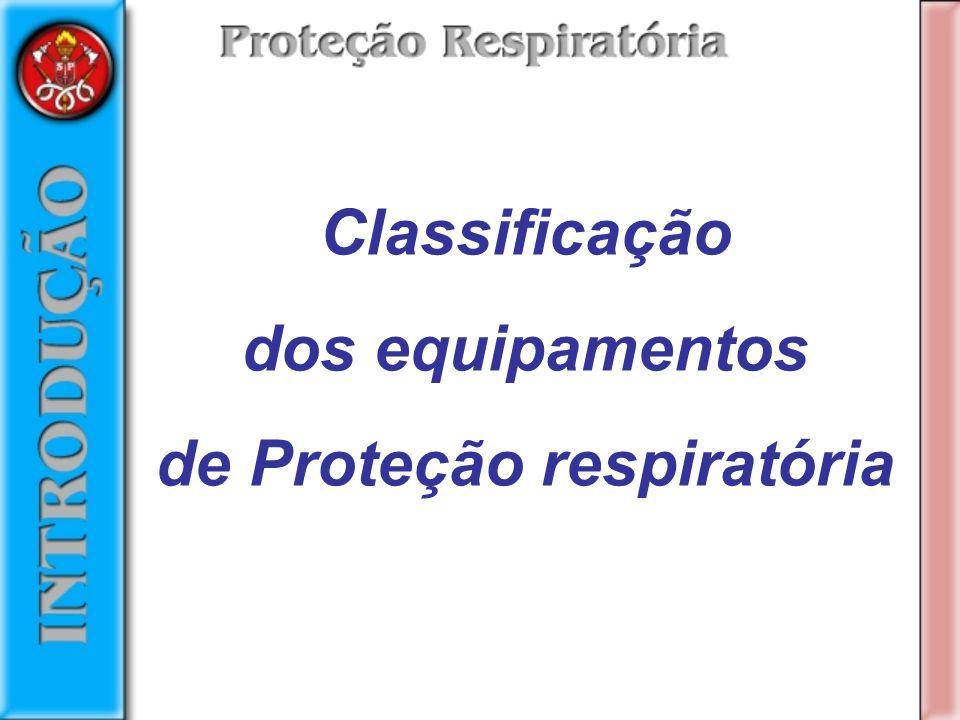 de Proteção respiratória
