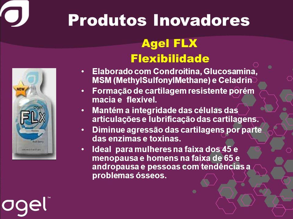 Produtos Inovadores Flexibilidade Agel FLX