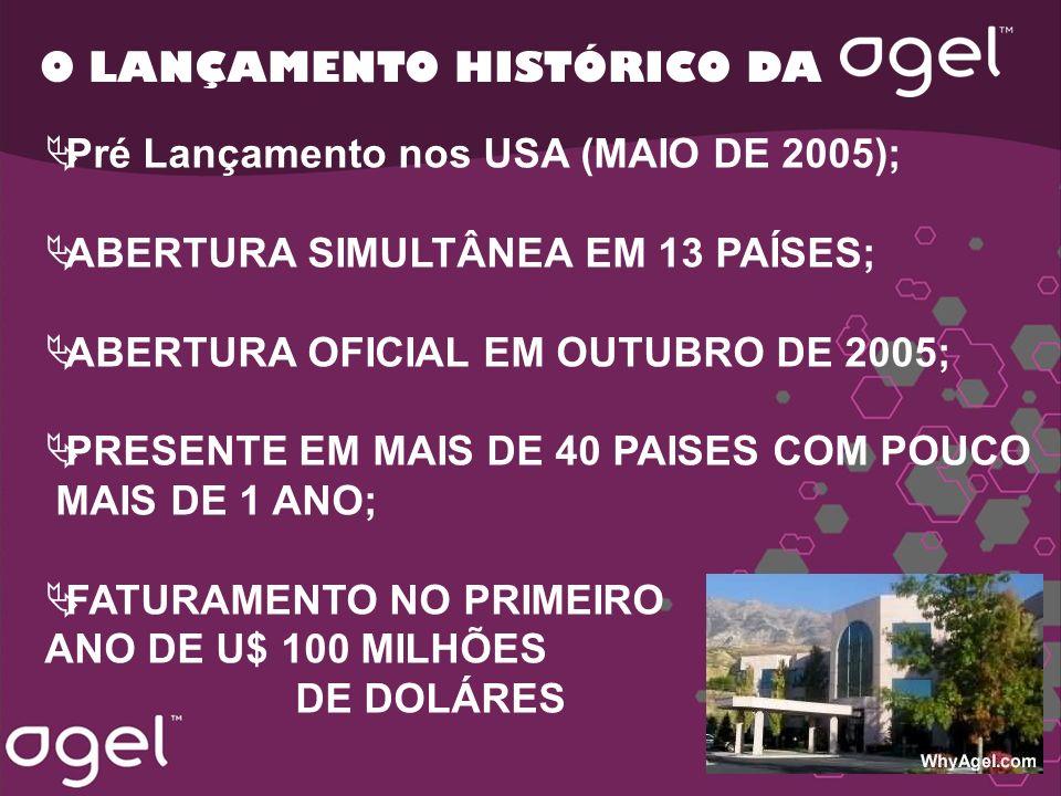 O LANÇAMENTO HISTÓRICO DA