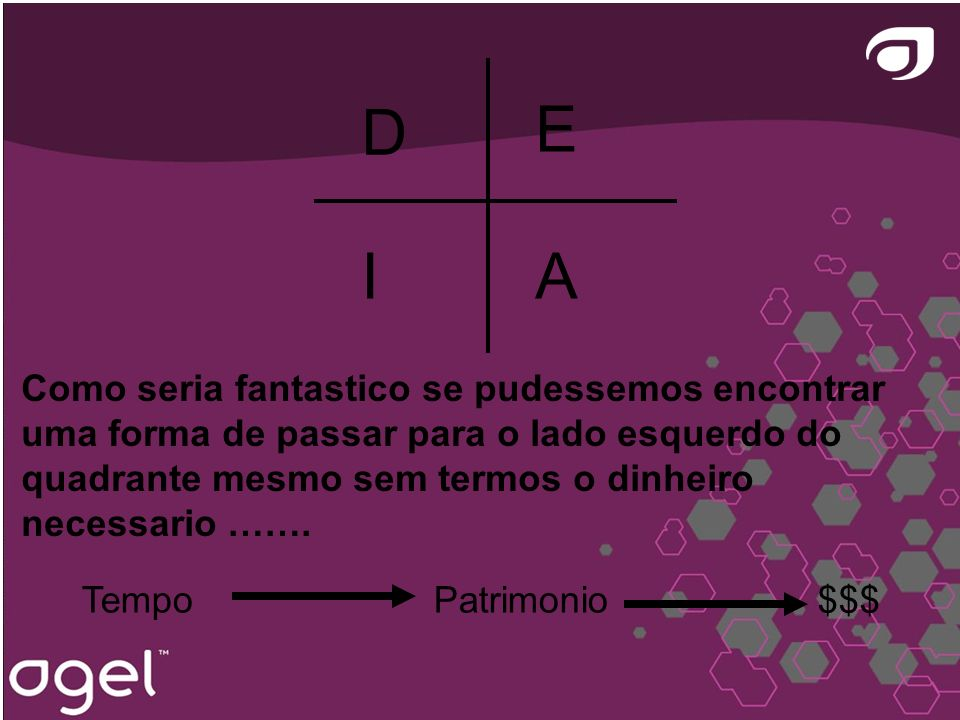 D E. I. A.