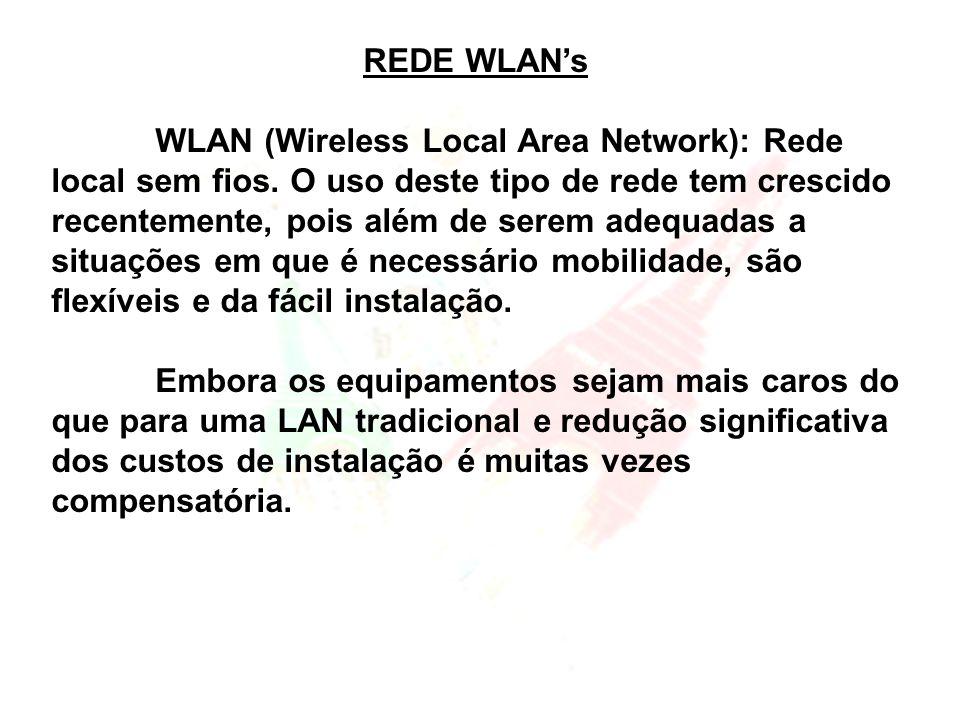 REDE WLAN's