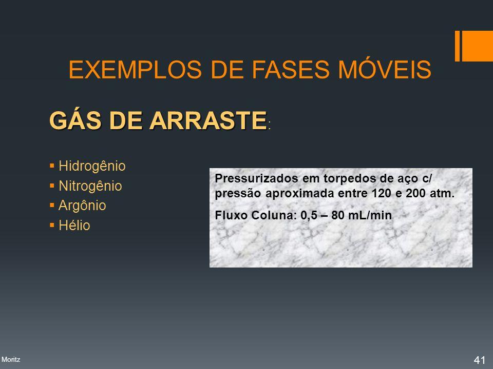 EXEMPLOS DE FASES MÓVEIS