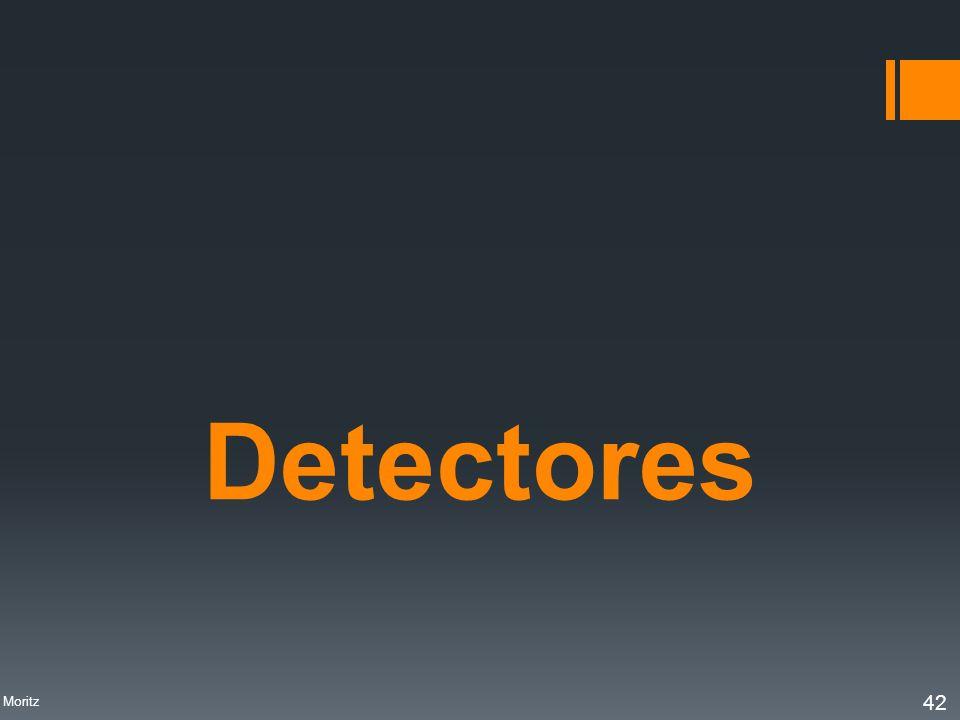 Detectores Profa. Denise Moritz